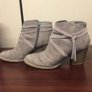 Express Booties-size 10